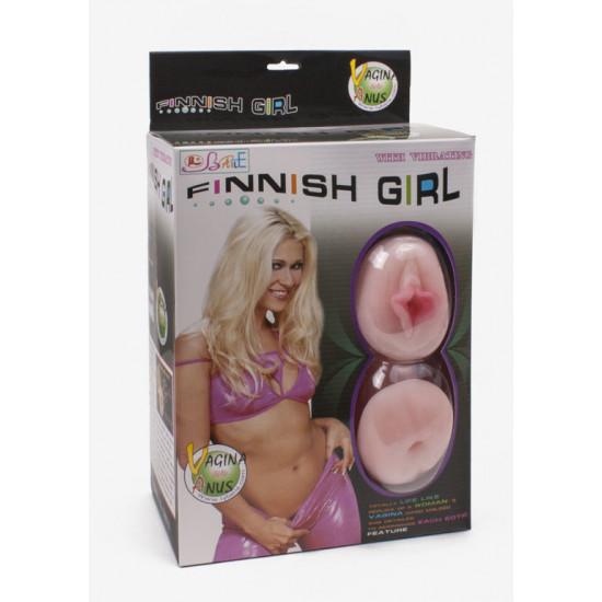 Finnish Girl vibrátoros guminő