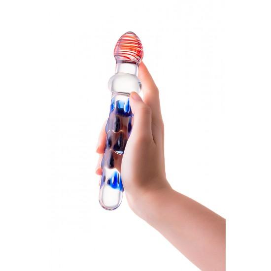 SeXus No.84 üveg dildó