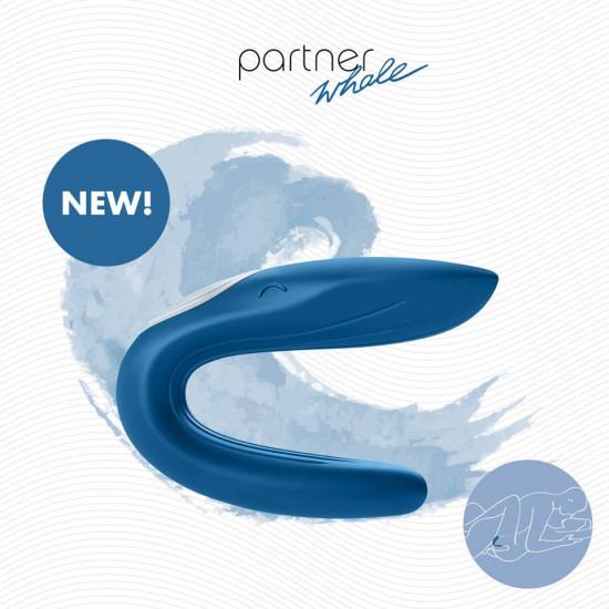 Partner Whale akkus párvibrátor
