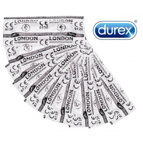 Durex London óvszer - 10 db