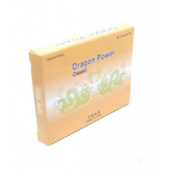 Dragon Power Classic kapszula 3db