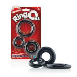 The RingO szilkon péniszgyűrű szett