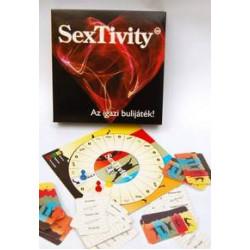 Sex Tivity társasjáték